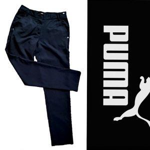 NWOT PUMA DRESS GOLF PANTS Size 0 Black